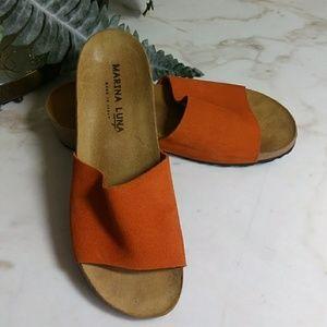 2b26621c85 Marina Luna Shoes on Poshmark